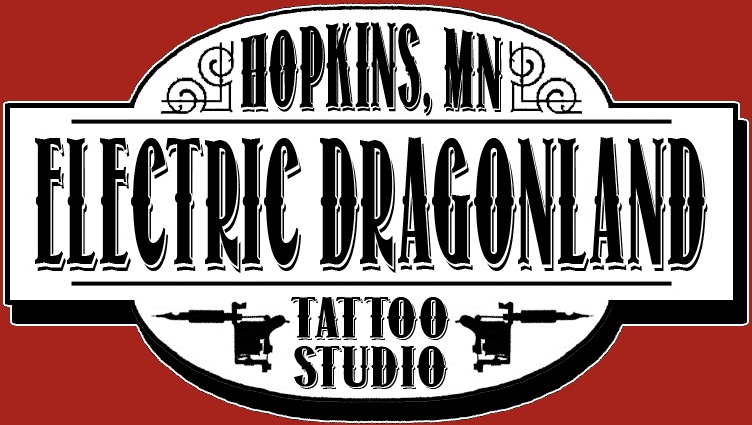 Electric Dragonland Tattoo